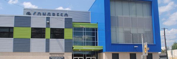 Panamerican Charter School exterior