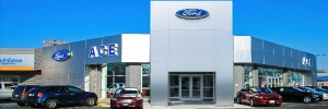 ACE Ford banner