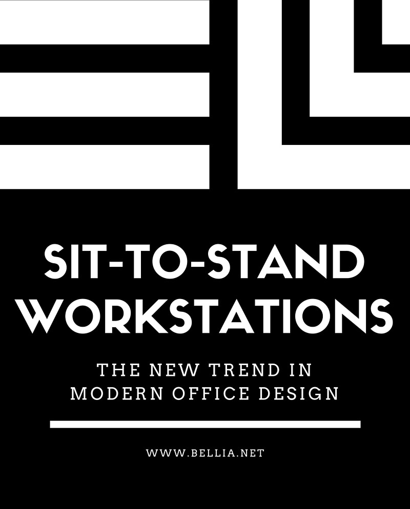 sit to stand workstations | Bellia