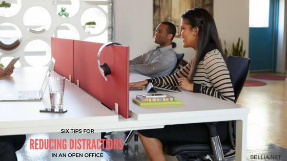 Reducing Distractions in an Open Office