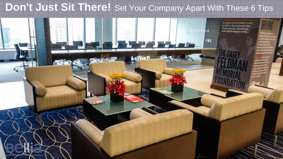 Set Your Company Apart