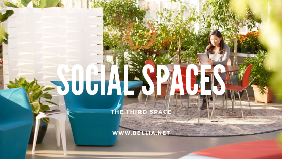 Social Spaces: The Third Space
