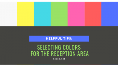 Helpful Tips: Selecting Colors for the Reception Area