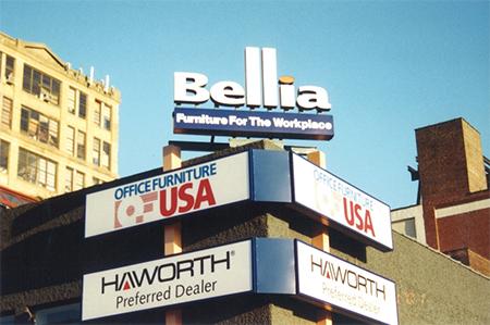Opened OFUSA 15,000 sqft Showroom in Philadelphia, PA